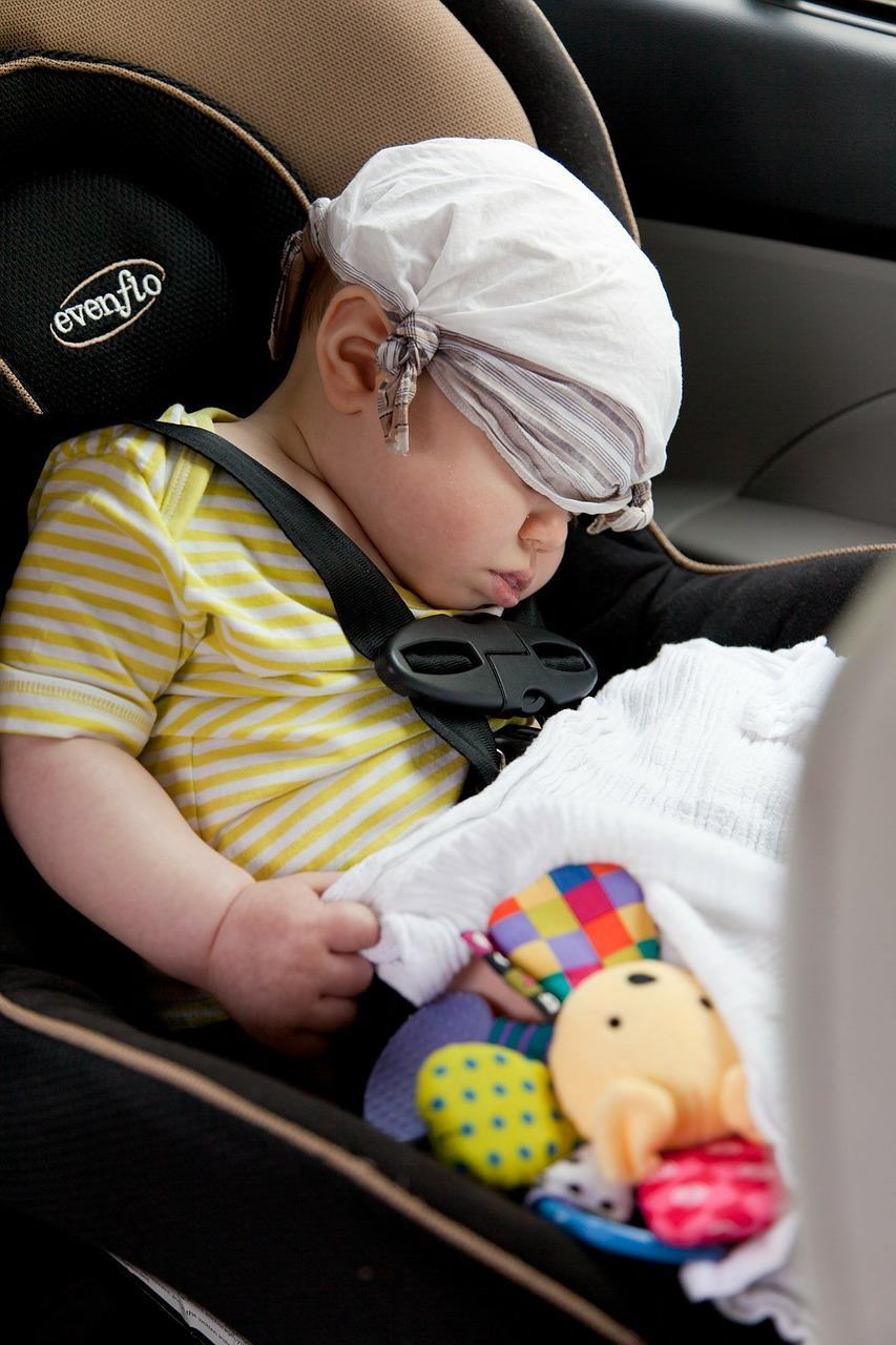 Jak wybrać odpowiedni fotelik samochodowy dla swojego dziecka?